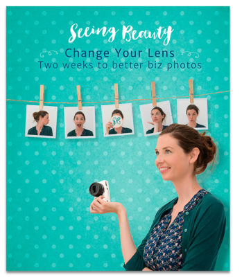Change Your Lens: 2 weeks to better biz photos